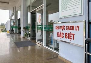 TP Hồ Chí Minh: Cách ly tập trung 94 người về từ 4 tỉnh có lây nhiễm cộng đồng