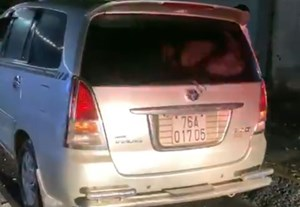 Từ tâm dịch Đà Nẵng về Quảng Ngãi, ô tô chở 6 người trốn cách ly