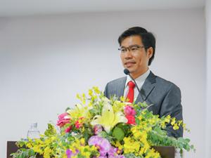 TS Trần Trọng Đạo điều hành Trường Đại học Tôn Đức Thắng