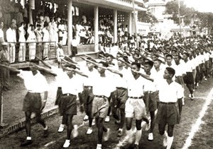 Sức mạnh Phù Đổng trong Tổng khởi nghĩa ở Sài Gòn tháng 8/1945