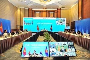 ASEAN +3: Nỗ lực giảm nhẹ tác động tiêu cực của Covid-19