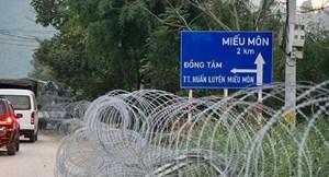 Xét xử vụ sát hại 3 cán bộ công an xảy ra tại xã Đồng Tâm