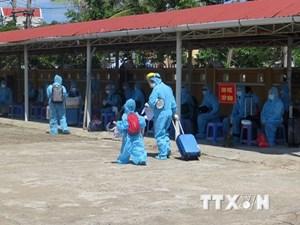 Phú Yên đón công dân từ LB Nga về nước