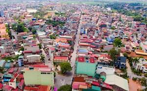 Huyện Bình Giang (Hải Dương): Đạt chuẩn nông thôn mới