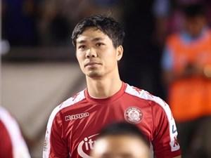Công Phượng vắng mặt ở 'siêu kinh điển' Hà Nội FC với TP HCM