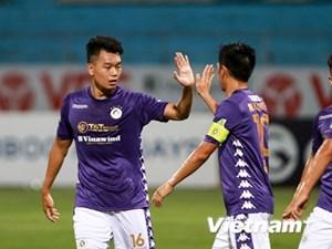 Trung vệ Hà Nội FC tự tin đánh bại TP HCM ở bán kết cúp Quốc gia 2020