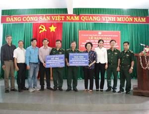 TP Hồ Chí Minh: Thăm hỏi, hỗ trợ Bộ đội Biên phòng tham gia phòng, chống dịch