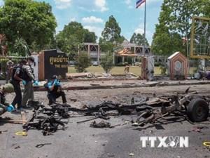 Thái Lan kéo dài tình trạng khẩn cấp tại 3 tỉnh miền Nam do bất ổn