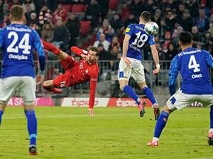 Lịch trực tiếp vòng mở màn Bundesliga: Bayern đối đầu Schalke 04