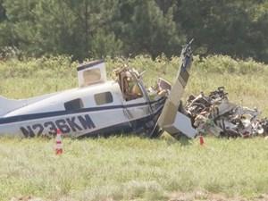Mỹ: Rơi máy bay tại bang Texas khiến 4 người thiệt mạng