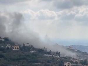 Liban: Nổ kho vũ khí của Phong trào Hồi giáo Hezbollah