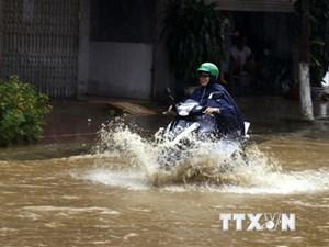 Mưa lớn gây thiệt hại tại các địa phương của tỉnh Lào Cai