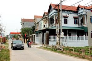 Vĩnh Phúc: Huy động trên 12.800 tỷ xây dựng nông thôn mới