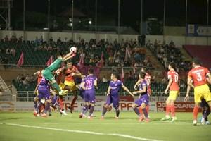 Giai đoạn 2 V.League: Tham vọng soán ngôi vô địch