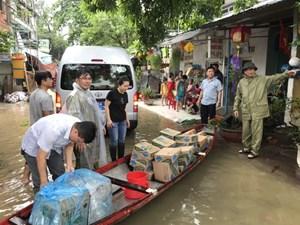 Trường ĐH Huế và ĐH Đà Nẵng gia hạn thời gian nhập học vì mưa lũ
