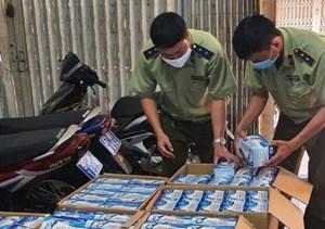 Khẩu trang kém chất lượng  tràn lan, doanh nghiệp Việt 'kêu cứu'