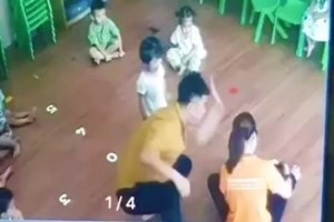 Vụ hành hung cháu bé 2 tuổi tại Lào Cai: 'Có thể xử lý hình sự'