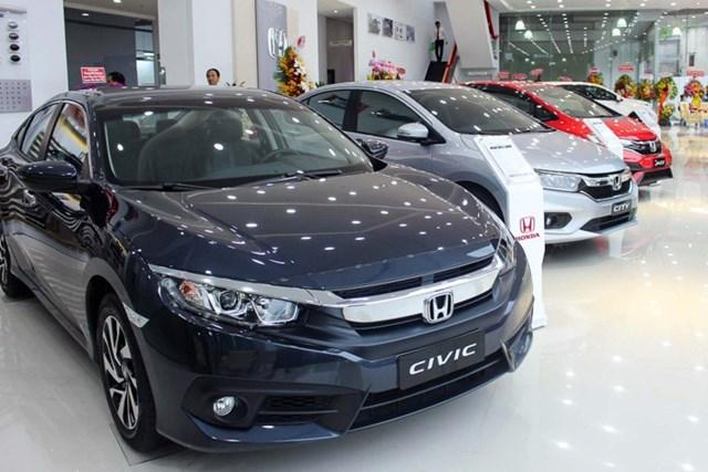 Hơn 19.000 ô tô Honda đời 2018, 2019 thay thế bơm nhiên liệu.
