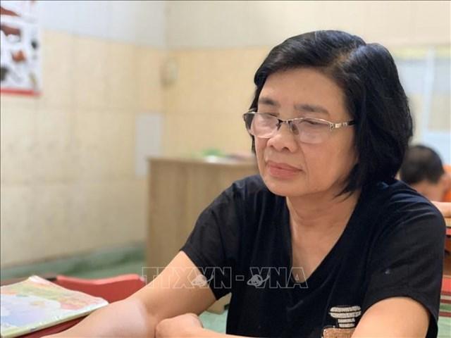 Bà Phạm Thị Hồng, người mẹ hiền của những phận đời bất hạnh.