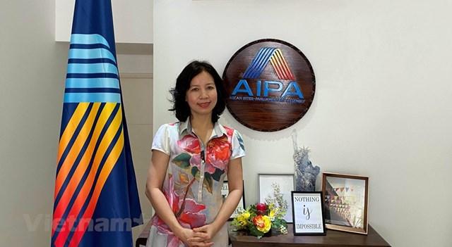 Tổng thư ký AIPA Nguyễn Tường Vân. (Ảnh: Vietnam+).