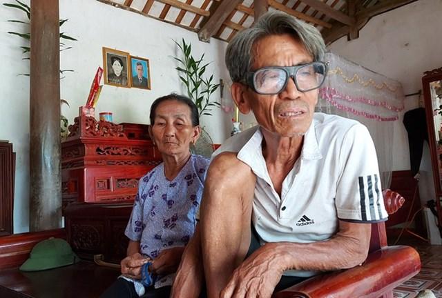 Ông Trần Ngọc Chinh nhiều năm đi đòi công lý.