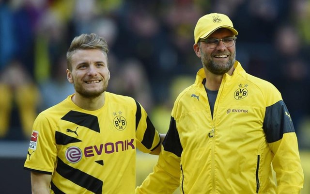 Jurgen Klopp từng vực dậy đế chế Dortmund, giúp CLB vươn tầm.