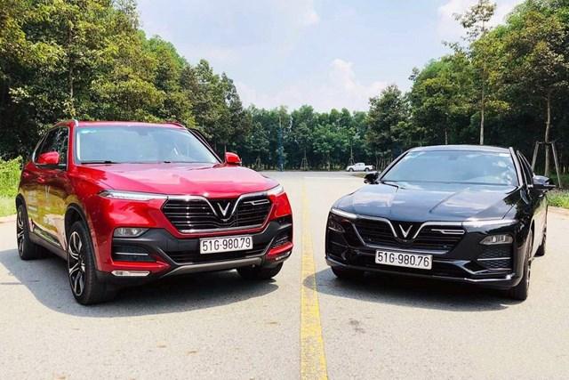 Cả ba mẫu ô tô của VinFast sẽ tăng giá từ 15/7, không còn được ưu đãi mạnh như trước đó.