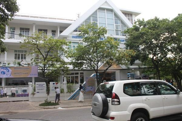 Viện Pháp tại Huế.
