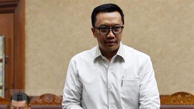 Cựu Bộ trưởng Thể thao và Thanh niên Indonesia Imam Nahrawi. (Ảnh: TEMPO.CO/TTXVN).