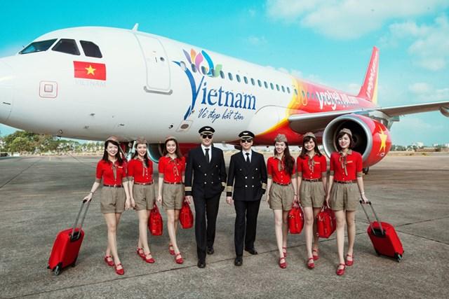 Vietjet cùng Facebook quảng bá du lịch Việt Nam - Ảnh 1