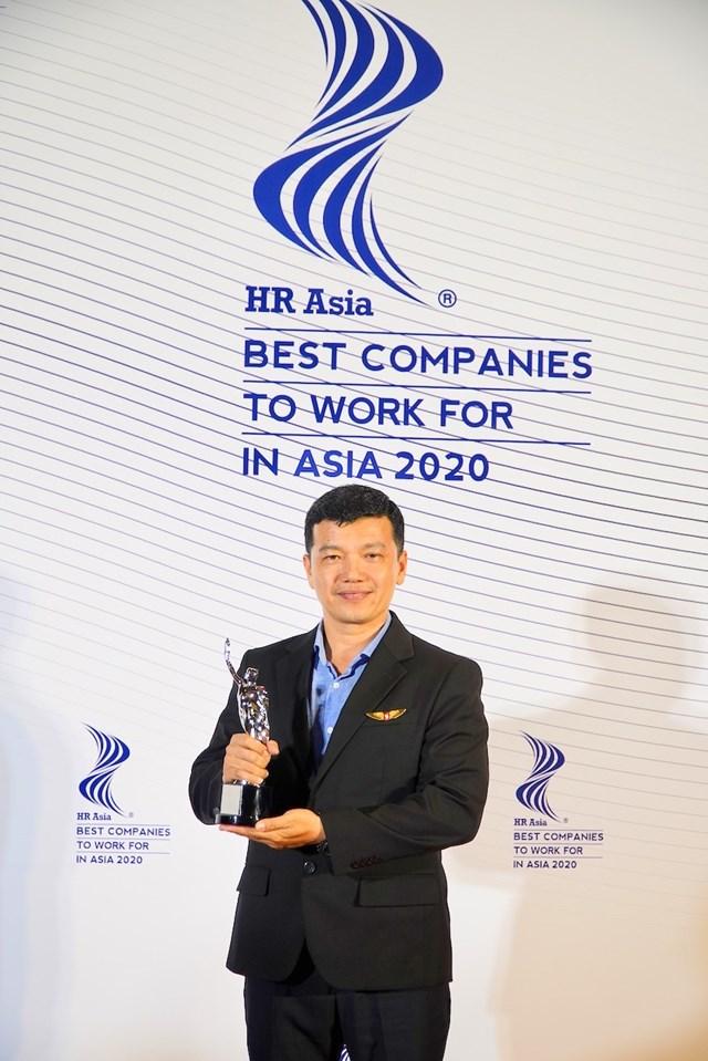 Vietjet tiếp tục đoạt giải thưởng 'Nơi làm việc Tốt nhất châu Á' - Ảnh 2