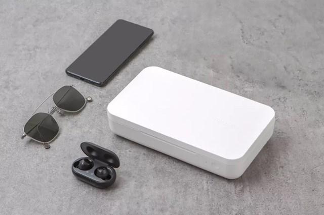 ITFIT UV có thiết kế như một chiếc hộp đựng thông thường.
