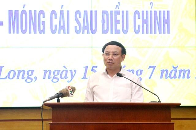 Ông Nguyễn Xuân Ký, Bí thư Tỉnh ủy, Chủ tịch HĐND tỉnh, phát biểu chỉ đạo tại hội nghị.
