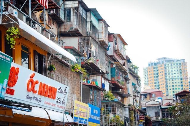 Để giải quyết được nút thắt cải tạo chung cư cũ, theo các chuyên gia Hà Nội cần có những cơ chế chính sách đảm bảo lợi ích hài hòa cho các bên. Ảnh: Vũ Đức Anh.