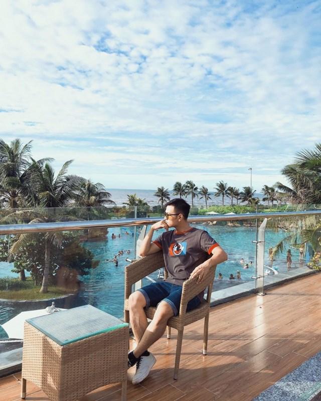 FLC Sầm Sơn hút khách nhờ hệ thống phòng lưu trú hiện đại và nhiều tiện ích nghỉ dưỡng cao cấp (Ảnh: @vitquaybackinh).