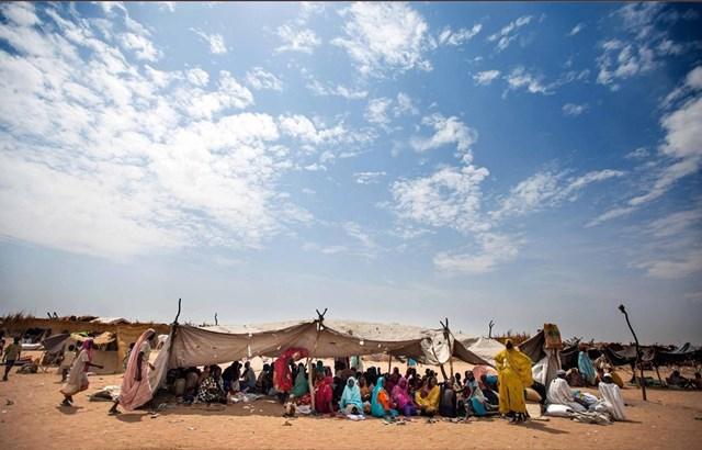 Hầu hết các nạn nhân trong vụ tấn công ở Sudan đều là nông dân tha hương mới trở lại theo thỏa thuận đạt được gần đây. (Nguồn: AFP).