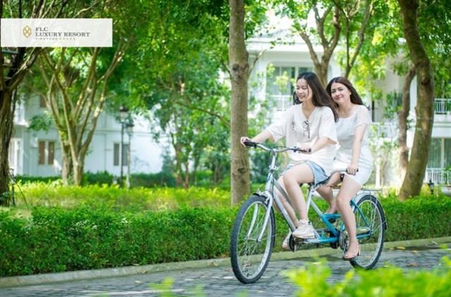 Cuối tuần ghé 3 resort xanh mướt gần Hà Nội giá chưa đến 1 triệu đồng - Ảnh 1