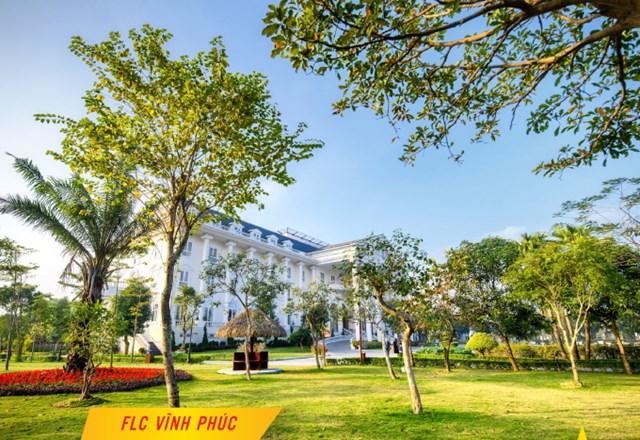 Cuối tuần ghé 3 resort xanh mướt gần Hà Nội giá chưa đến 1 triệu đồng - Ảnh 2
