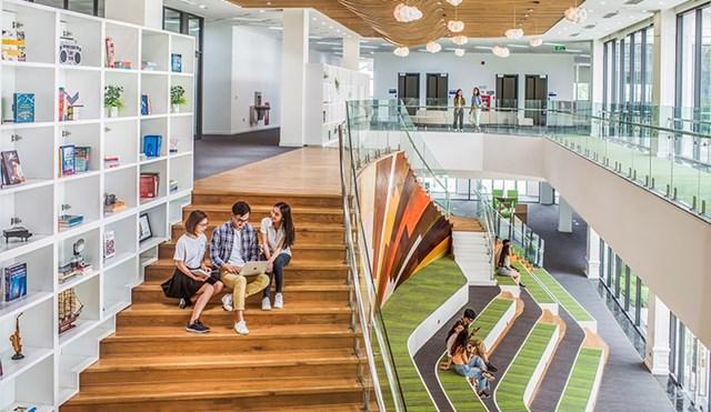 Trung tâm mô phỏng hiện đại bậc nhất của VinUni nhằm phục vụ công tác đào tạo, nâng cao chuyên môn và nghiên cứu của sinh viên.