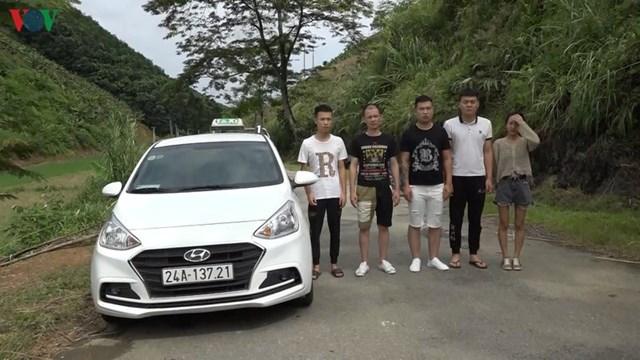 'Vành đai lửa' chặn nhập cảnh trái phép qua biên giới Lào Cai - Ảnh 3
