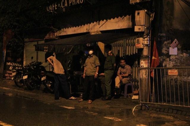 Hà Nội: Phong tỏa, cách ly con ngõ nơi bệnh nhân 714 sinh sống - Ảnh 1