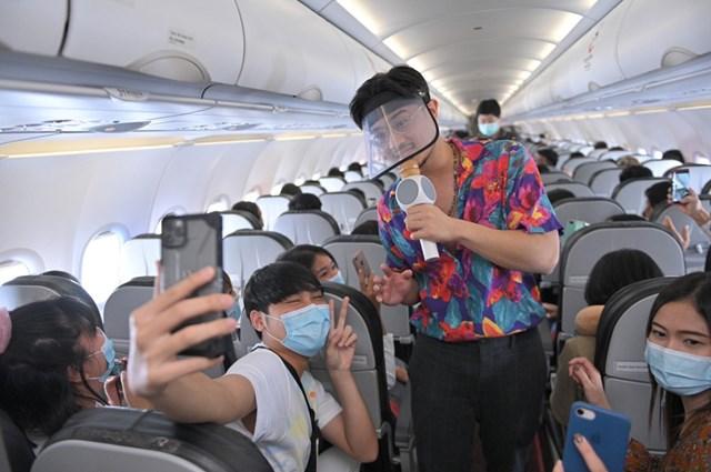 Vietjet khai trương đường bay nội địa thứ 10 tại Thái Lan - Ảnh 1