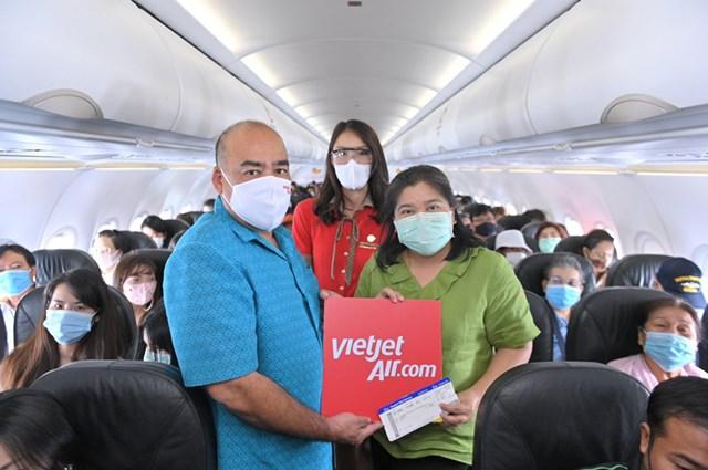 Vietjet khai trương đường bay nội địa thứ 10 tại Thái Lan - Ảnh 3