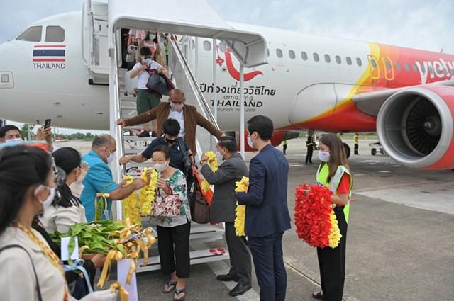 Vietjet khai trương đường bay nội địa thứ 10 tại Thái Lan - Ảnh 5