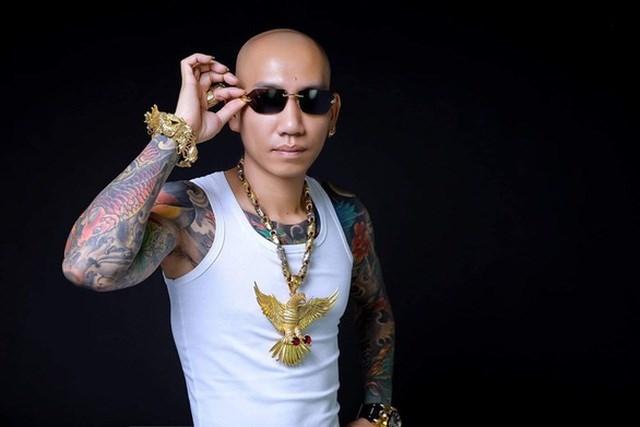 Lê Văn Phú, tức Phú Lê. (Ảnh: Facebook nhân vật).