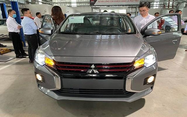 Giá chiếc Mitsubishi Attrage gây chú ý với mức giá dưới 500 triệu thời gian vừa qua đã được giảm thêm do không được lắp ráp trong nước.