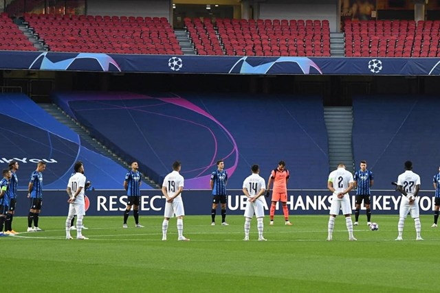 Cận cảnh PSG ngược dòng khó tin, giành vé bán kết Champions League - Ảnh 1