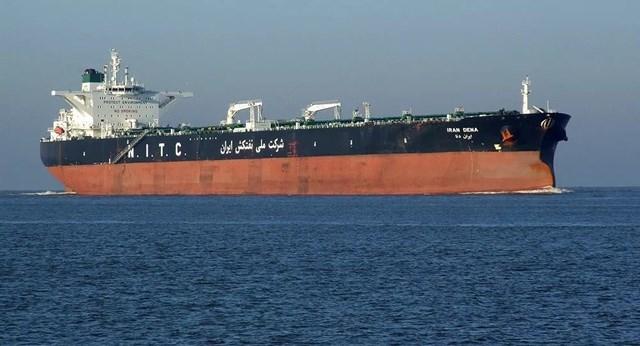 Một tàu dầu của Iran. (Ảnh minh họa: CCO).