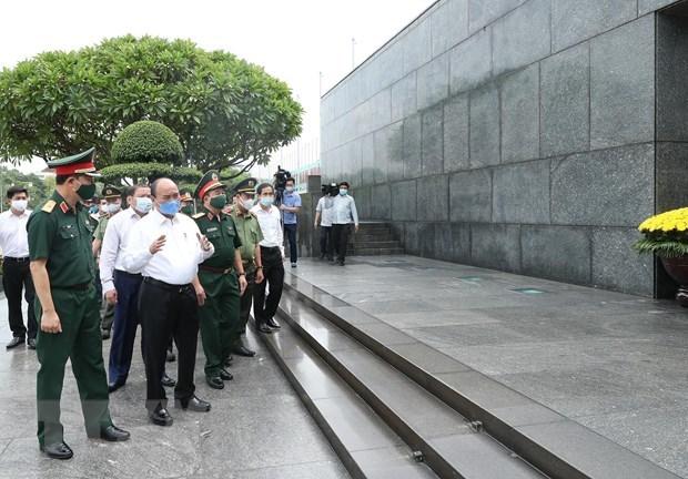 Thủ tướng đồng ý mở cửa trở lại đón khách vào Lăng viếng Bác từ 15/8 - Ảnh 2