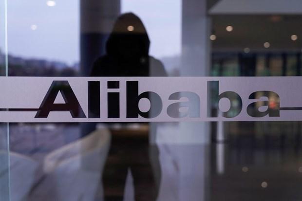 Trụ sở Tập đoàng Alibaba tại Hàng Châu, Trung Quốc. (Nguồn: Reuters).